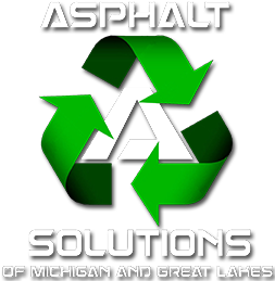 Asphalt Solutions Of Michigan and Great Lakes Logo - Asphalt Repair And Maintenance Company In Great Lakes