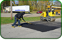 Asphalt Repair Great Lakes