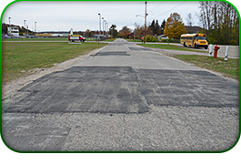 Pavement Repair Great Lakes
